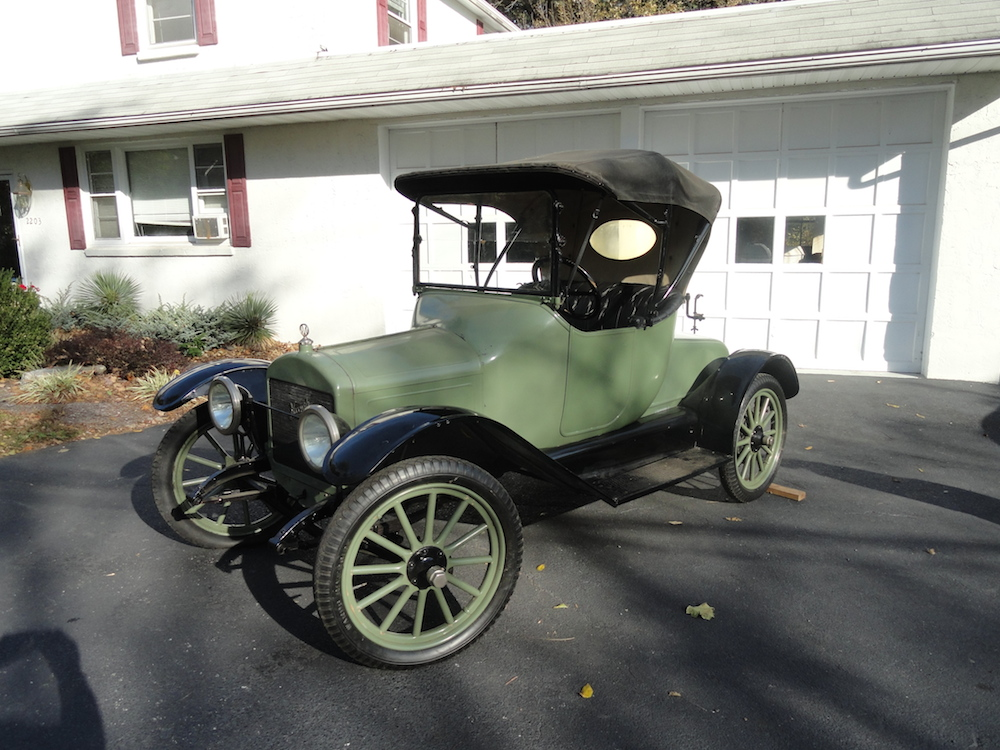 FS 1915 Maxwell Roadster Restored- now serviced - Cars For Sale ...