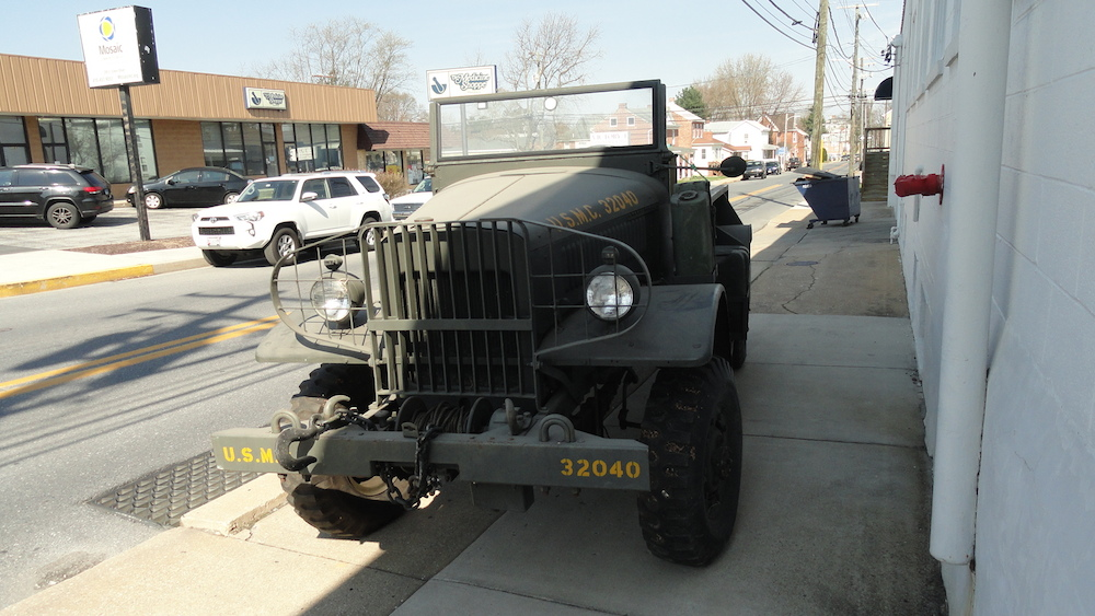 """Jeeps For Sale In Md >> FS International Harvester M2-4 """"Flags of Our Fathers"""" - G503 Military Vehicle Message Forums"""