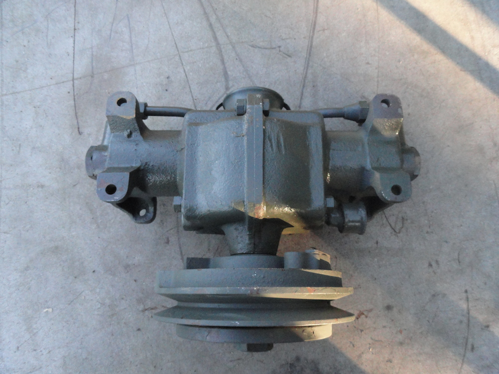 FS Westinghouse T-1 Compressor - G503 Military Vehicle ...